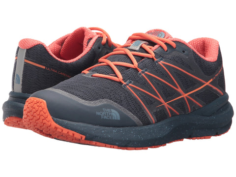 THE NORTH FACE Ultra Cardiac II Women | Shady Blue / Nasturtium Orange (NF0A2VUW)