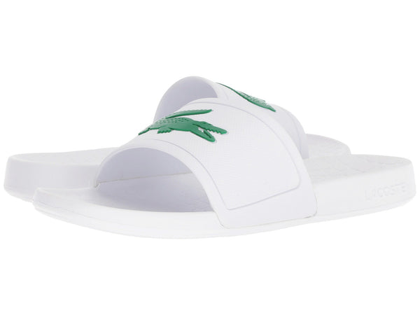 LACOSTE Fraisier 318 1 Men | White / Green (7-36CAM0070082)