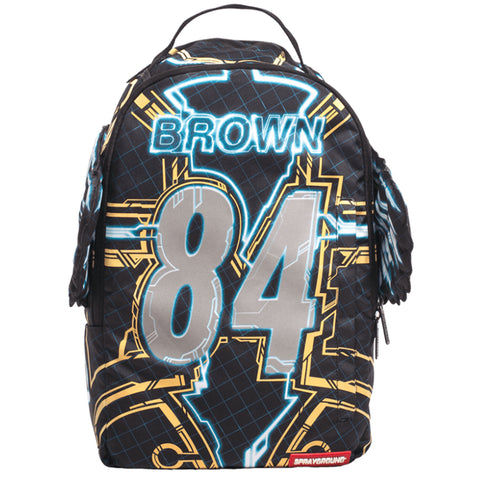 SPRAYGROUND Antonio Brown 84 Backpack | Black (910B1150NSZ)