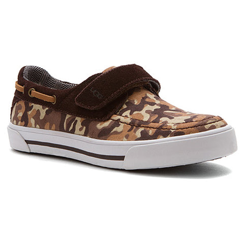 UGG Halfhitch Camo Kids | Chocolate