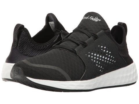 NEW BALANCE Fresh Foam Cruz Men | Black / White (MCRUZBK)