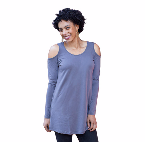 ELEGANTEES Tessa Women | Plum Kitten