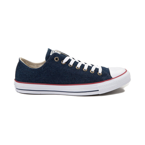 CONVERSE Chuck Taylor All Star Ox Men | Dark Blue / Natural Ivory / White (161489F)