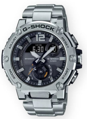 G-SHOCK GSTB300E-5A Men | Silver