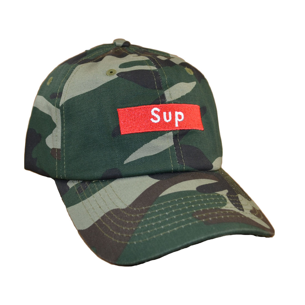 ANY MEMES Sup Dad Hat | Camo (P-41926)