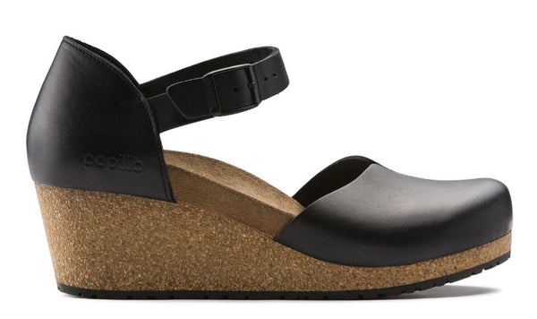 BIRKENSTOCK Mary Leather Women | Black