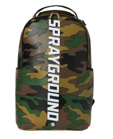 SPRAYGROUND BodyGuard Backpack | Camo (B3035)