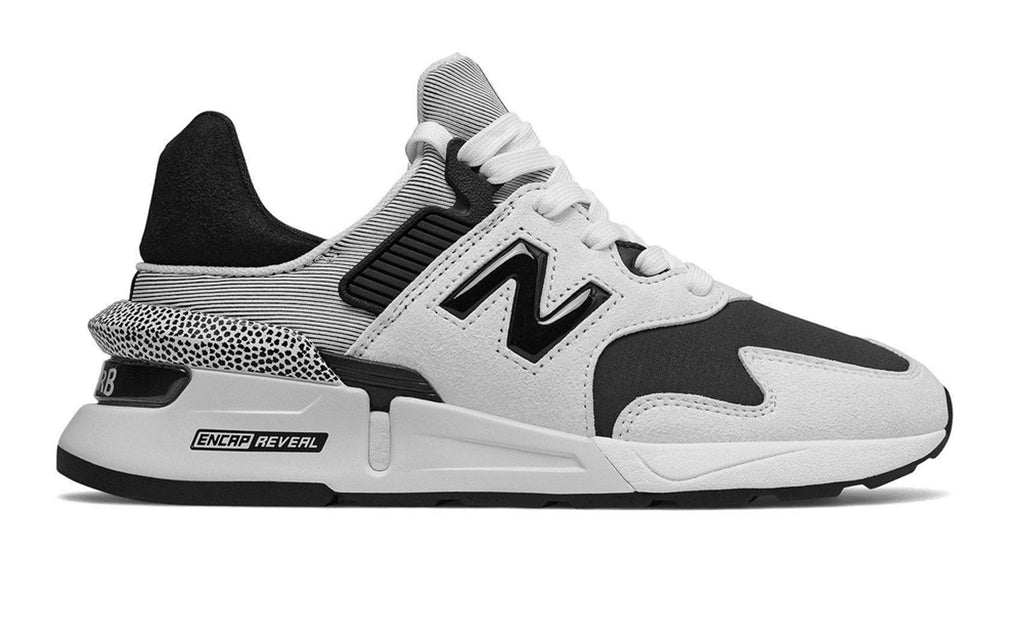 NEW BALANCE 997 Sport Women | Black/White (WSS997JCF)