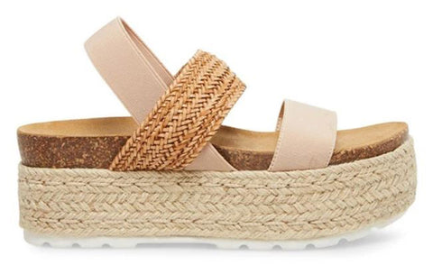 STEVE MADDEN Circa 1 Women | Natural Multi