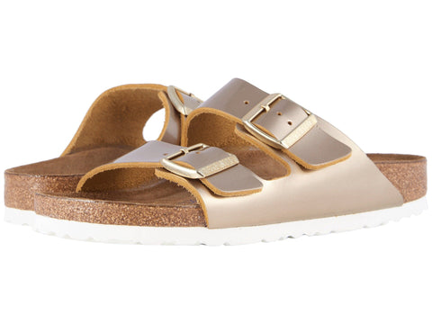 BIRKENSTOCK Arizona Women | Spectacular Platinum (1011431)