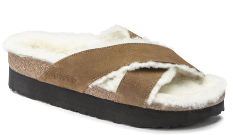 BIRKENSTOCK Daytona Platform Narrow Women | Tea (1019355)