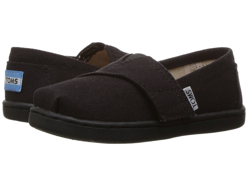 TOMS Canvas Original 2.0 Tiny | Black (10010529)