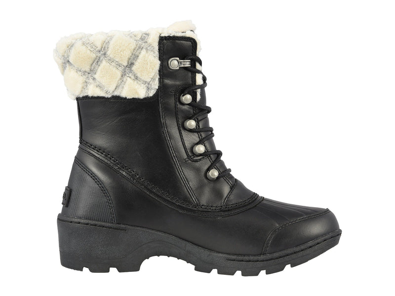 SOREL Whistler Mid Women | Black / Natural (1822481)