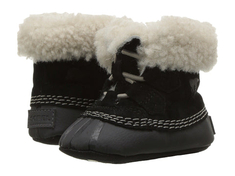 SOREL Cari Infant | Black / Kettle (1751171)