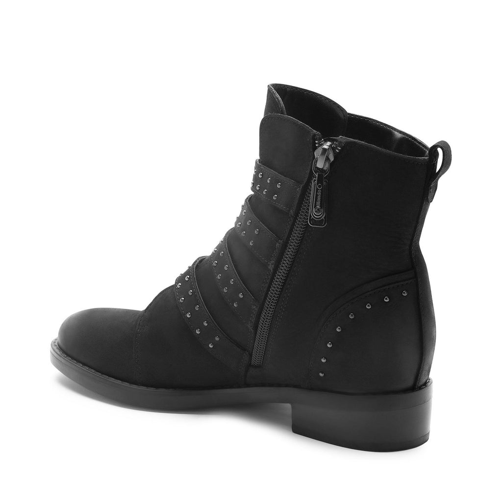 BLONDO Elani Women | Black Nubuck (B6270014)