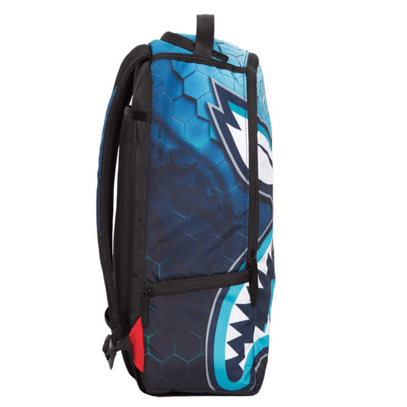 SPRAYGROUND NBA Lab Hornets Shark Backpack | Blue (910B1271NSZ)