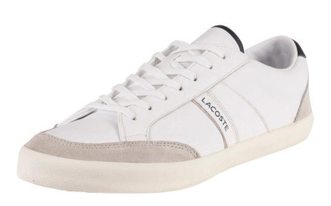 LACOSTE Coupole 0120 1 Men | White/Light Grey