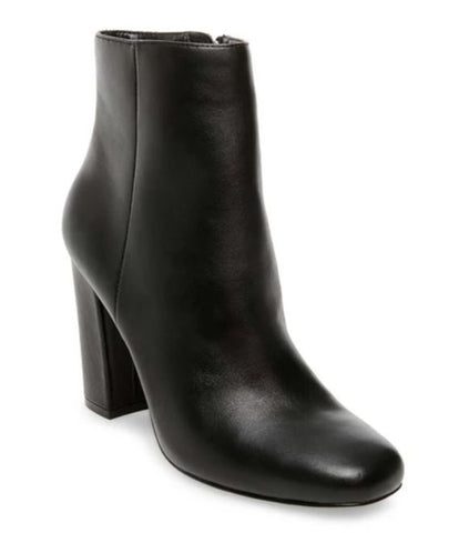 STEVE MADDEN Pixie Women | Black Leather
