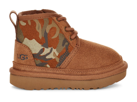 UGG Neumel II Camo Toddler | Brown Camo (1116132T)