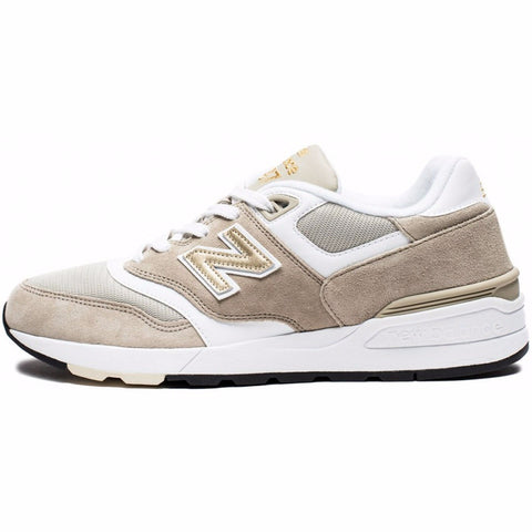 NEW BALANCE 597 Men | Trench / White (ML597RSA)