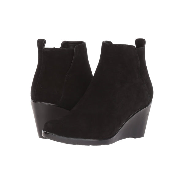 BLONDO Vor Women | Black Suede