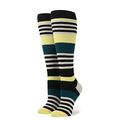 STANCE Jinx Socks Women | Black (W732C16JIN)
