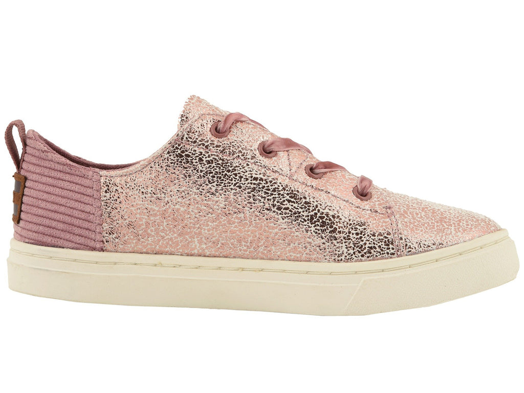 TOMS Crackle Foil / Corduroy Lenny Youth | Lavender (10012659)