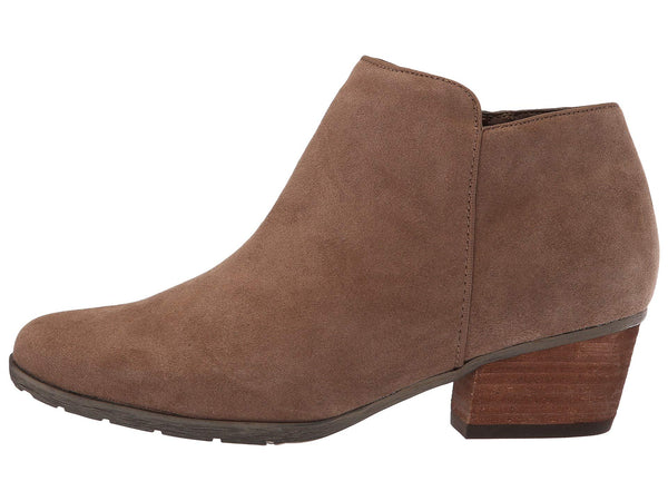 BLONDO Villa Women | Dark Taupe Suede (B5491)
