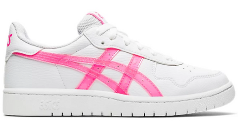 ASICS Japan Girls | White/Hot Pink (1194A081)