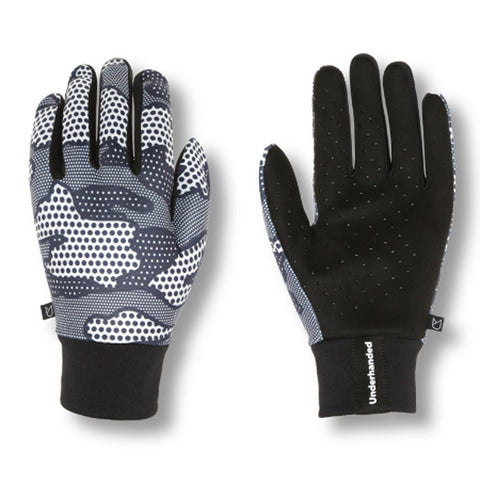 UNDERHANDED Super Gloves Men | Polka Camo