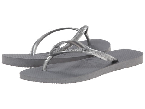 HAVAIANAS Slim Women | Steel Grey (4000030)