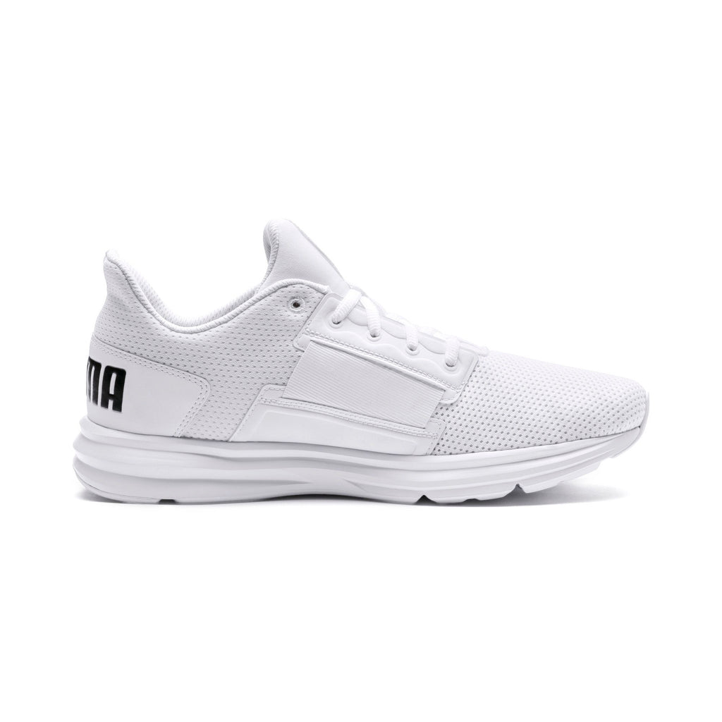 PUMA Enzo Street Men | White / Black (190461-09)