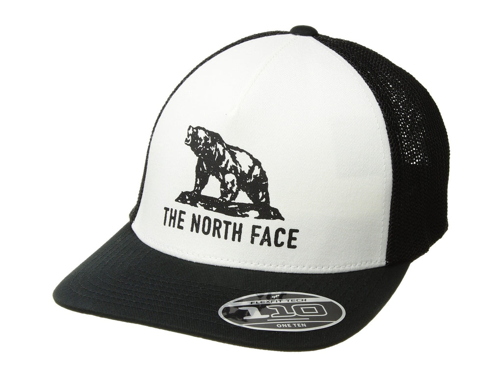 The North Face Keep It Structured Trucker Hat Tnf Black Tnf