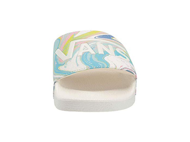 VANS Slide-On Women | Resin Swirl/Marshallow (VN0004LGXGI)