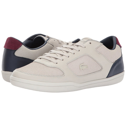 LACOSTE Court-Minimal 317 1 Men | Grey / Navy (7-34CAM00074F1)
