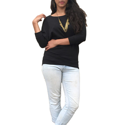 ELEGANTEES Asha Women | Black