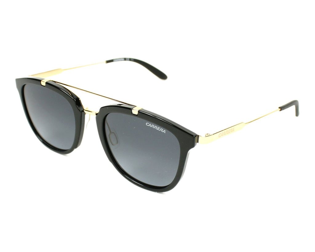 CARRERA 127/S Sunglasses | Shiny Black / Gold (127/S)