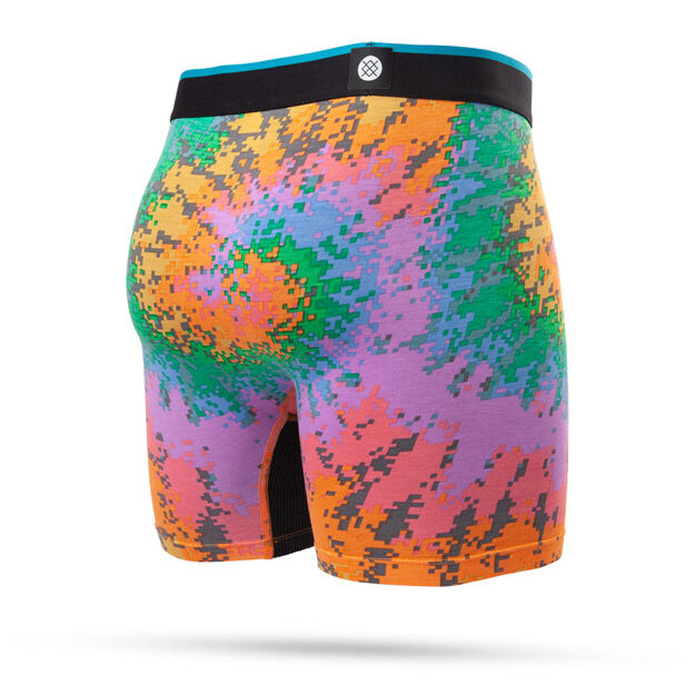 STANCE Pixel Spun Boxer Brief Men | Multicolored (M801D19PIX)