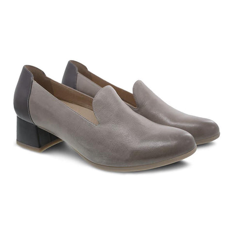 DANSKO Preston Burnished Nubuck Women | Stone (3710-792494)