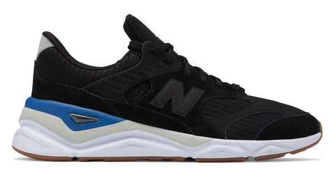 NEW BALANCE X90R Men | Black / Rain Cloud (MSX90RBK)