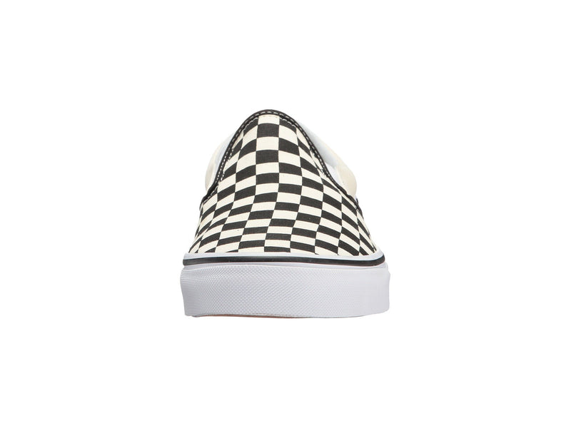 VANS Checkerboard Slip-On Unisex | Black / Off White Check (EYEBWW)