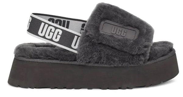 UGG Disco Slide Women | Dark Grey (1112258)