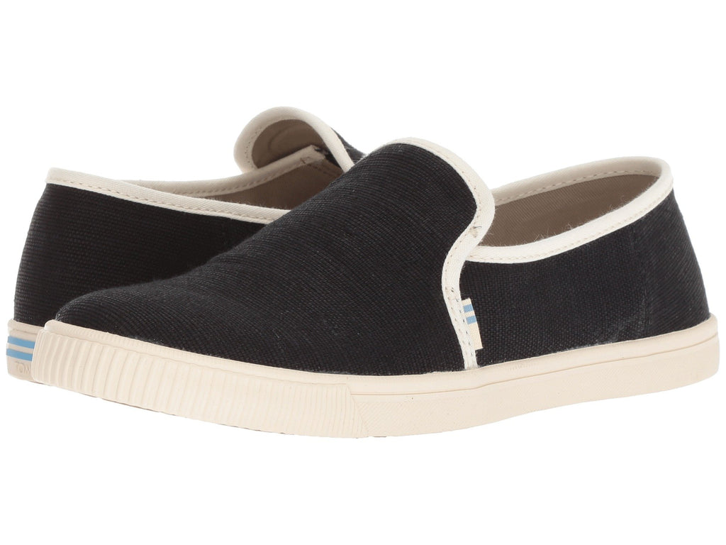 TOMS Heritage Canvas Clemente Women | Black (10012385)
