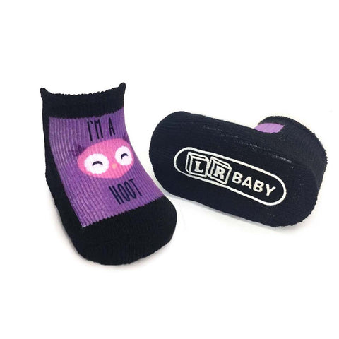LIVING ROYAL I'm A Hoot Socks Baby | Multi (7061B)