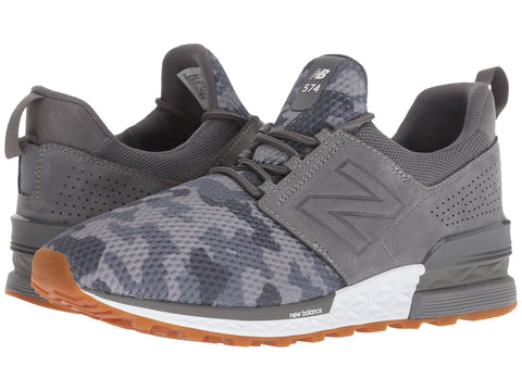 NEW BALANCE 574 Sport Decon Men | Castlerock Pewter (MS574DCY)