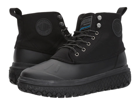 PALLADIUM Crushion Scrmbl DB T Men | Black / Black (05506-060-M)