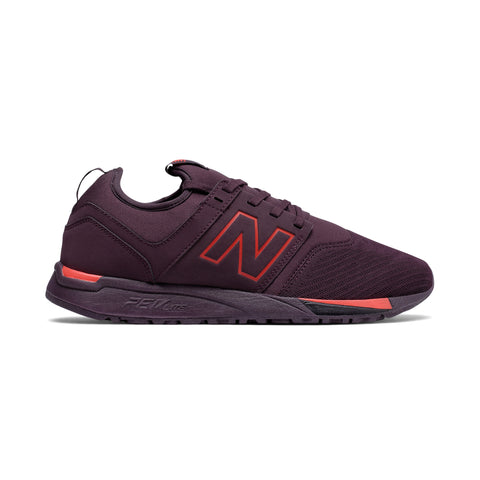 NEW BALANCE 247 Classic Men | Chocolate Cherry / Red (MRL247BP)