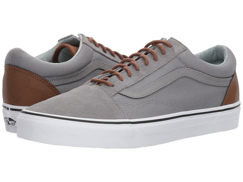 VANS C&L Old Skool Women | Frost Grey / Acid Denim (8G1Q70)