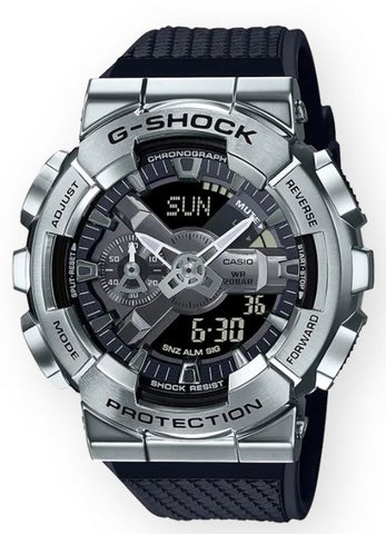 G-SHOCK GM110B-1A Men | Stainless Steel
