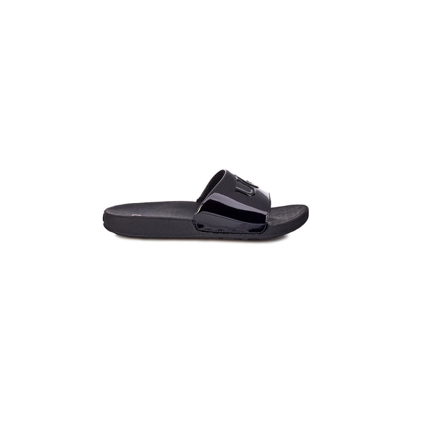 UGG Graphic Slide Kids | Black (1101569K)